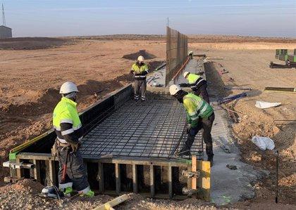La Diputación de Zaragoza tiene ya en obras tres de las seis plantas de transferencia