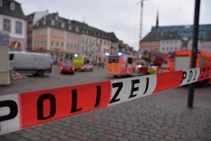 Al menos cinco muertos y catorce heridos por un atropello en una zona peatonal de Tréveris (Alemania)