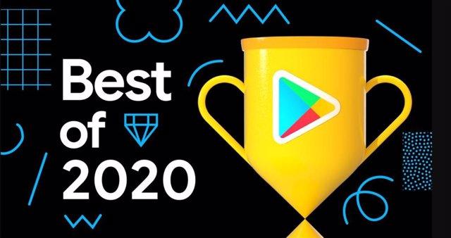 Mejores apps de 2020 en Google Play.