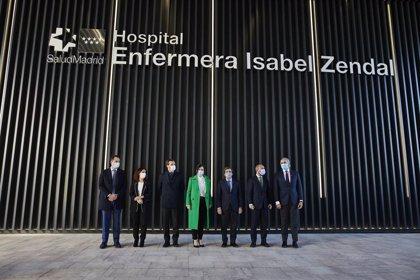 El Hospital Isabel Zendal podrá almacenar la vacuna contra la Covid-19 que requiere más refrigeración