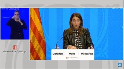 La Generalitat espera cerrar esta semana la nueva ayuda para los autónomos