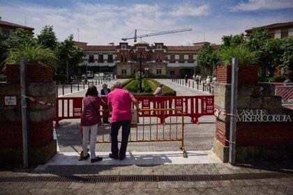 Navarra contabiliza 78 casos activos por Covid-19 en los centros de mayores y ninguno en los de discapacidad