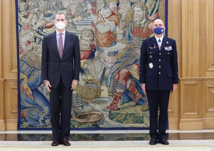 El Rey retoma el jueves su agenda tras guardar cuarentena y presidirá el patronato de la Fundación Carolina