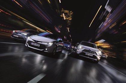Los vehículos de energías alternativas en C-LM repuntan un 89% en noviembre