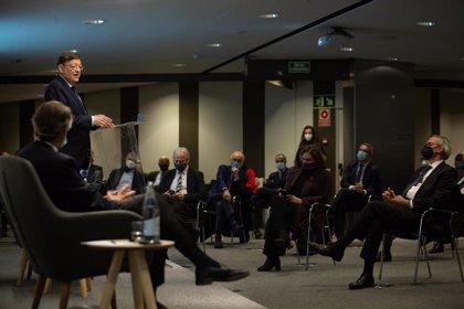 """Puig defiende que se puede """"federalizar"""" España sin esperar a un cambio de la Constitución"""