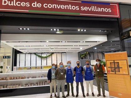 Los Arcos (Sevilla) acoge desde este martes una muestra de venta de dulces de los conventos de Sevilla y provinca