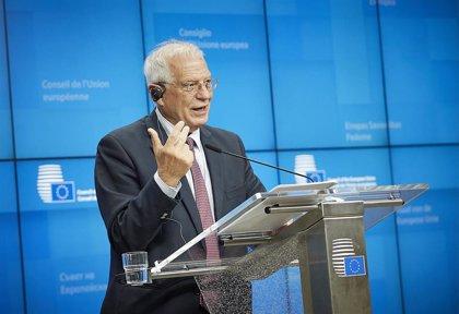 """Borrell defiende """"hacer el multilateralismo grande otra vez"""" con la llegada de Biden a la Casa Blanca"""