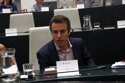 """El Ayuntamiento de Madrid anuncia la creación de """"una estructura"""" para impulsar la captación de fondos europeos"""