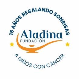 La Fundación Aladina cumple quince años ayudando a los niños y adolescentes con cáncer y sus familias