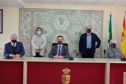 Turismo invierte más de 52.000 euros en la eficiencia energética del museo municipal de Santiponce (Sevilla)