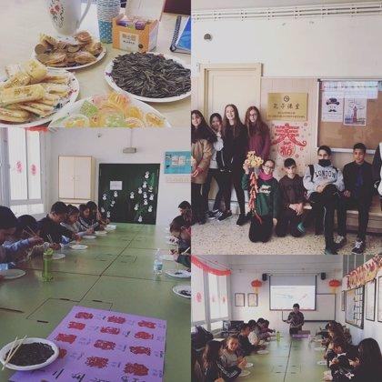 La lengua china se enseña ya en seis colegios e institutos de Huelva