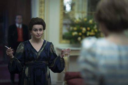 """Helena Bonham Carter, sobre la polémica de The Crown: """"Tenemos la responsabilidad de decir que es ficción"""""""