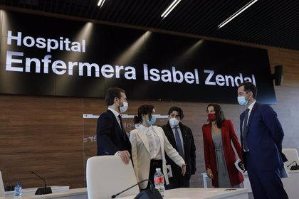 CSIF rechaza que se inaugure el nuevo hospital Zendal mientras existen otras infraestructuras cerradas