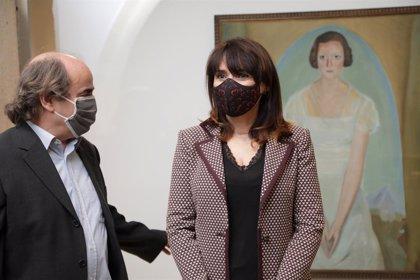 Cultura.- El MUBAG enriquece sus fondos con un nuevo cuadro de Emilio Varela donado por la familia Pastor Millet