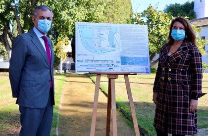 Tomares (Sevilla) contará con un nuevo punto limpio elaborado al 40% con materiales reciclados