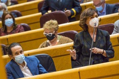 """El Gobierno dice que trabaja para enviar un """"mensaje nítido"""" a las mafias: """"Canarias no es ruta para entrar en Europa"""""""