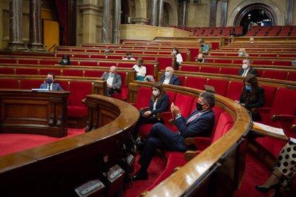 El Govern comparece este miércoles por tercera vez en el Parlament para informar sobre el Covid-19
