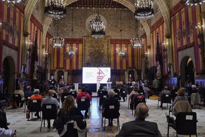 Barcelona entrega la Medalla de Honor a cinco entidades por su lucha contra la Covid-19