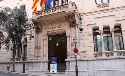 El Parlament acogerá este miércoles la presentación de la Memoria de Actividades de 2019 del Consell Consultiu