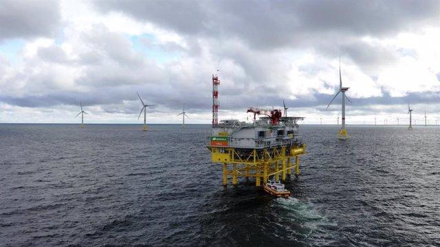 Nota Informativa / Iberdrola Completa Las Contrataciones De Saint Brieuc, Su Primer Proyecto Eólico Marino En Aguas Del Canal De La Mancha