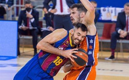El Valencia Basket asalta el Palau en una exhibición ofensiva