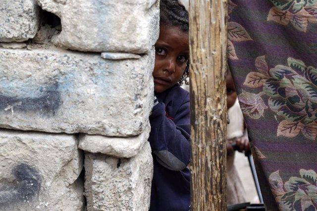 """Yemen enfrenta una """"inminente"""" agudización de la crisis sanitaria."""