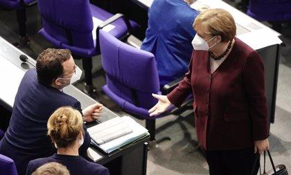 Alemania amplía el confinamiento parcial hasta el 10 de enero