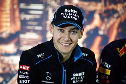 Mercedes elige a Russell para sustituir a Hamilton en Baréin