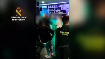 Guardia Civil desaloja un bar en Villamediana de Iregua por incumplir aforo y propone sanción para el dueño