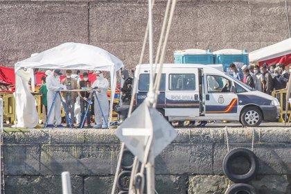 Médicos del Mundo teme que los nuevos campamentos de migrantes en Canarias repliquen la situación de Arguineguín