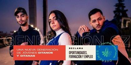 'Pan para mañana', la campaña para demandar oportunidades laborales para los jóvenes gitanos