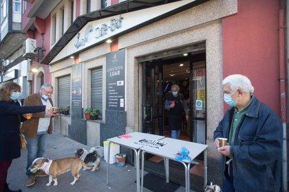 La hostelería reabre con límites en toda Galicia a partir del puente y podrá haber reunión de no convivientes