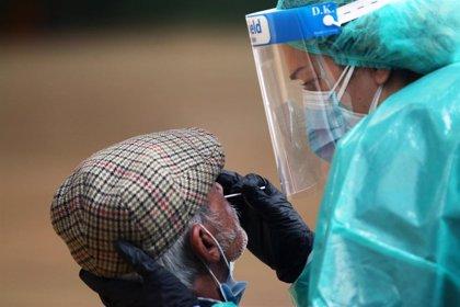 Coronavirus.- Citados 2.119 vecinos de Mancha Real, Villacarrillo, La Carolina y Bailén para cribados con test