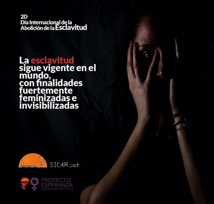El 71% de las víctimas de esclavitud moderna en el mundo son mujeres y niñas, según la organización Walk Free