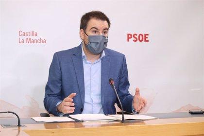 """PSOE ve una """"buena noticia"""" en que baje el paro y cree """"necesario"""" aumentar el esfuerzo"""