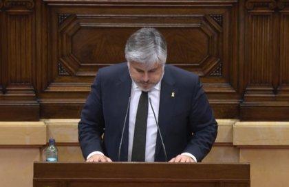 JxCat dice que el problema de Catalunya es el déficit de 16.000 millones, no el dumping fiscal