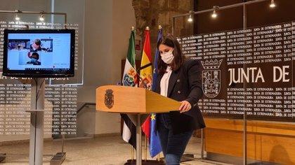 Extremadura prorroga el nivel 3 de alerta hasta el próximo 10 de enero por la pandemia de la Covid-19