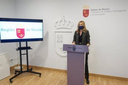 El Gobierno regional destaca que Murcia es la CCAA en la que más creció la afiliación media a la Seguridad Social
