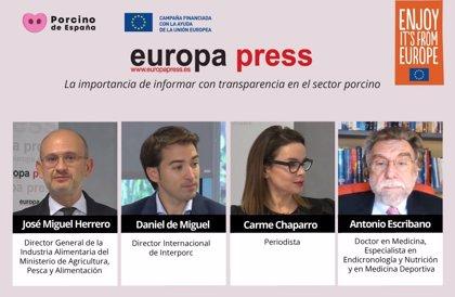 El porcino desarrolla la campaña para informar con veracidad y transparencia sobre el modelo de producción europeo