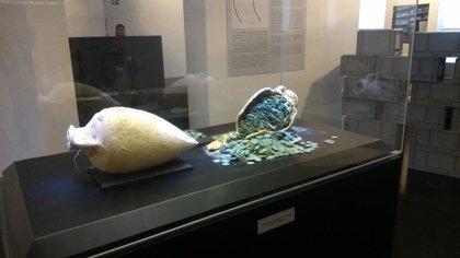 El TSJA acuerda acumular los recursos interpuestos contra la tasación del valor del tesoro romano de Tomares (Sevilla)
