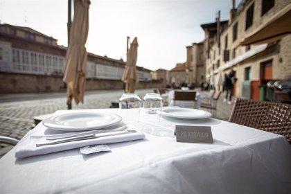 La hostelería alavesa pide al Gobierno Vasco que autorice su reapertura el 9 de diciembre