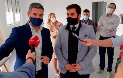 Junta invierte más de 164.000 euros en la reforma del teatro-auditorio de la biblioteca Rafael Alberti de Rota