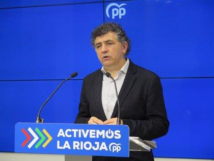 """Cuevas (PP) critica """"que el error del Gobierno de Andreu con el anexo de personal es otra irregularidad dentro del caos"""""""