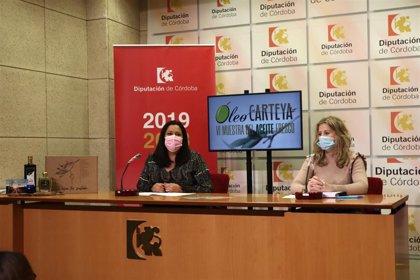 La VI Muestra del Aceite de Oliva Fresco 'OleoCarteya' celebrará este año sus actividades de manera virtual