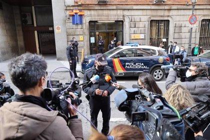 Incautados 100 gramos de metanfetaminas en los registros de las casas de Rafael Amargo