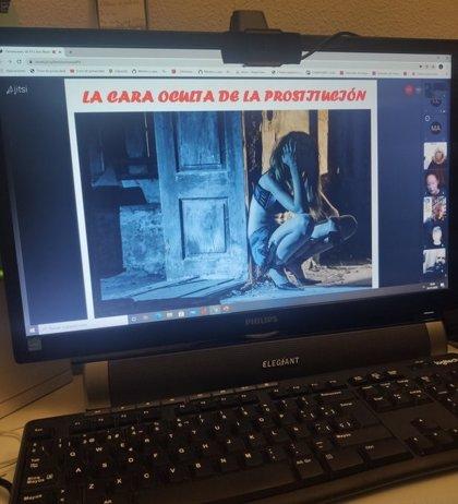 """Una conferencia contra la prostitución sufre un ciberataque de """"la mafia de la explotación de las mujeres"""""""