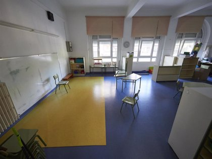 Ningún aula confinada en Navarra en el último día y 81 estudiantes regresan a sus clases