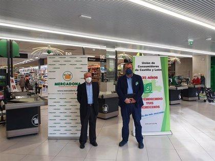 Mercadona y Unión de Consumidores renuevan su acuerdo de colaboración para fomentar el diálogo permanente