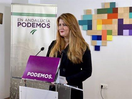 Adelante Sevilla eleva a la comisión municipal de Control la feria de armamento electrónico y reclama su cancelación