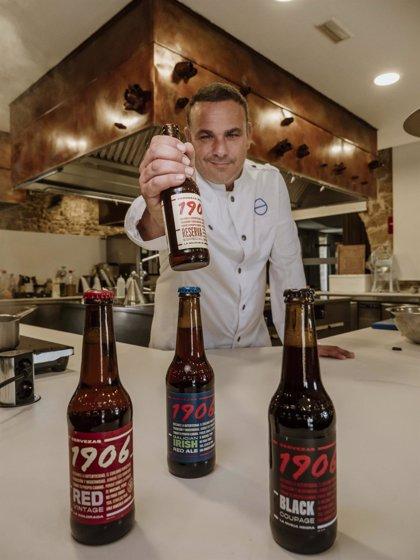 """Cervezas 1906 y el chef Ángel León colaborarán para reivindicar el espíritu """"inconformista"""""""